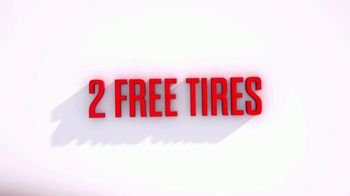 Big O Tires Biggest Sale of the Year TV Spot, 'Two Free Tires' - Thumbnail 6