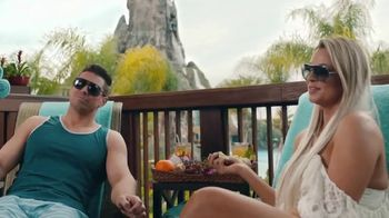Universal Orlando Resort TV Spot, 'USA Network: The Star Treatment' Featuring The Miz - Thumbnail 6