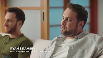 HelloFresh TV Spot, 'Stories From Real Customers: Ryan and Ramsey' - Thumbnail 2