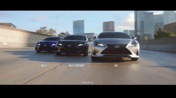 Lexus RC TV Spot, '¿Ir rápido es suficiente?' [Spanish] [T1] - Thumbnail 8