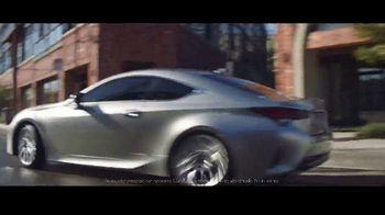Lexus RC TV Spot, '¿Ir rápido es suficiente?' [Spanish] [T1] - Thumbnail 4