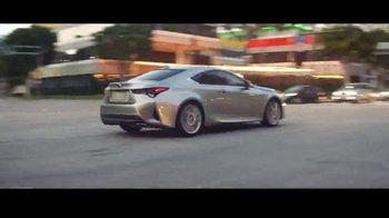 Lexus RC TV Spot, '¿Ir rápido es suficiente?' [Spanish] [T1] - Thumbnail 6