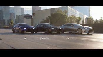Lexus RC TV Spot, '¿Ir rápido es suficiente?' [Spanish] [T1] - Thumbnail 7
