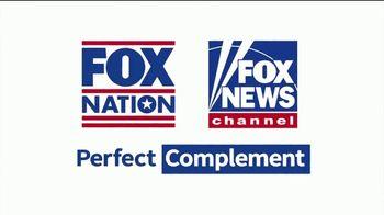 FOX Nation TV Spot, 'Perfect Complement' - Thumbnail 1