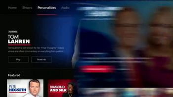 FOX Nation TV Spot, 'Perfect Complement' - Thumbnail 5