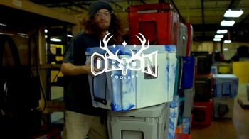 Orion Coolers TV Spot, 'Never Lose Your Cool'