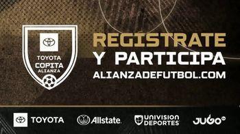 Alianza de Fútbol Hispano TV Spot, '2019 Toyota Copita Alianza' [Spanish] - Thumbnail 7