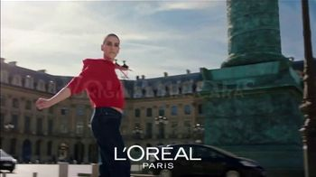 L'Oreal Paris Cosmetics Voluminous Original Mascara TV Spot, 'The Power' - Thumbnail 1