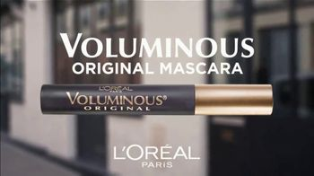 L'Oreal Paris Cosmetics Voluminous Original Mascara TV Spot, 'The Power' - Thumbnail 10