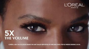 L'Oreal Paris Voluminous Original Mascara TV Spot, 'The Power' - Thumbnail 8
