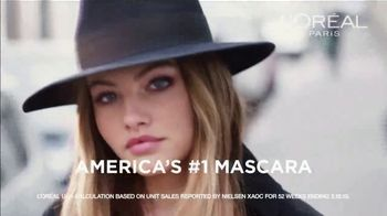 L'Oreal Paris Cosmetics Voluminous Original Mascara TV Spot, 'The Power' - Thumbnail 9