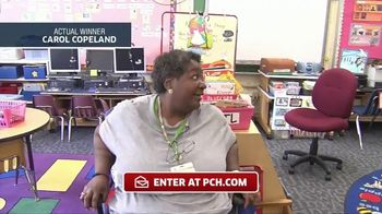 Publishers Clearing House TV Spot, 'Actual Winner: Carol Copeland' - Thumbnail 4