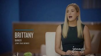 Jenny Craig Rapid Results TV Spot, 'Brittany, Jessica and Shiella: $100 for $100' - Thumbnail 1