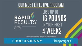Jenny Craig Rapid Results TV Spot, 'Brittany, Jessica and Shiella: $100 for $100' - Thumbnail 4