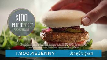 Jenny Craig Rapid Results TV Spot, 'Brittany, Jessica and Shiella: $100 for $100' - Thumbnail 7