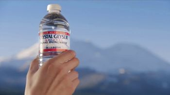 Crystal Geyser TV Spot, 'We Bring the Mountain to You' - Thumbnail 2