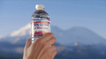 Crystal Geyser TV Spot, 'We Bring the Mountain to You'