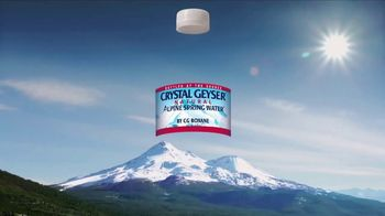 Crystal Geyser TV Spot, 'We Bring the Mountain to You' - 83 commercial airings