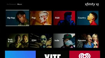 XFINITY X1 TV Spot, 'The Ultimate Music Destination' Song by Panic! At the Disco - Thumbnail 9