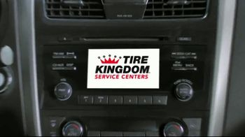 Tire Kingdom TV Spot, 'Standard Installation Package: Buy Three Tires, Get One' - Thumbnail 1