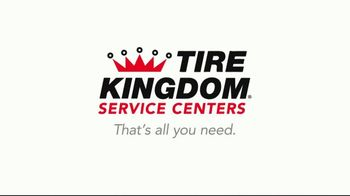 Tire Kingdom TV Spot, 'Standard Installation Package: Buy Three Tires, Get One' - Thumbnail 8