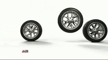 Tire Kingdom TV Spot, 'Standard Installation Package: Buy Three Tires, Get One' - Thumbnail 6