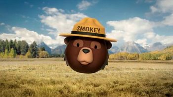 Smokey Bear Campaign TV Spot, 'Stephen Colbert: Smokey Bear's 75th Birthday' - Thumbnail 7