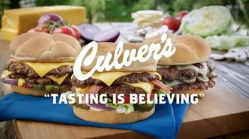 Culver's TV Spot, 'Taste the Beef' - Thumbnail 2
