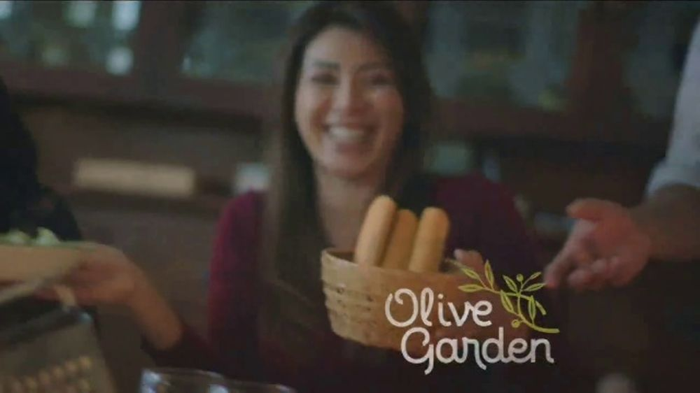 Olive Garden Catering Delivery TV Commercial, 'Just a Fork' - Video