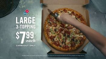 Domino's Carryout Insurance TV Spot, 'Fault' - Thumbnail 8