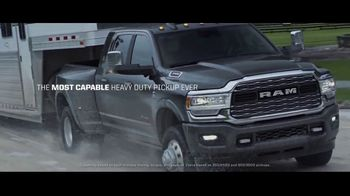 Ram Trucks TV Spot, 'On To Bigger Things: Everything' [T1] - Thumbnail 9