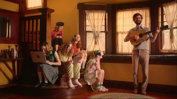 FiOS by Frontier TV Spot, 'Five Kids'