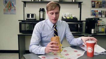 Togo's Hot Pretzel Sandwiches TV Spot, 'Robot Blackmail'
