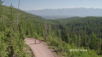 Visit Montana TV Spot, 'Bike Ride' Song by Old Man Canyon - Thumbnail 8