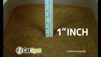 CatSpot TV Spot, 'Just an Inch' - Thumbnail 6