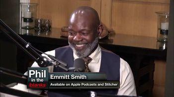 Phil in the Blanks TV Spot, 'Emmitt Smith: Burning Up the Dance Floor'