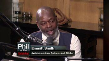 Phil in the Blanks TV Spot, 'Emmitt Smith: Burning Up the Dance Floor' - Thumbnail 7