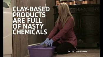 CatSpot TV Spot, 'Chemical Free'
