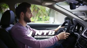 National Tire & Battery TV Spot, 'Going Bald: Buy Three, Get One Free: Oil Change' - Thumbnail 9