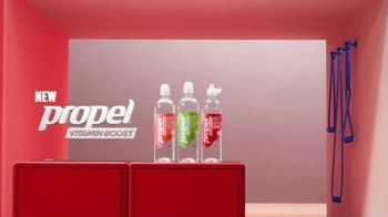 Propel Vitamin Boost TV Spot, 'Electrolytes Meet Vitamins' - Thumbnail 1