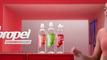 Propel Vitamin Boost TV Spot, 'Electrolytes Meet Vitamins' - Thumbnail 2