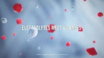 Propel Vitamin Boost TV Spot, 'Electrolytes Meet Vitamins' - Thumbnail 5