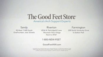 The Good Feet Store TV Spot, 'Aimee & Fiona' - Thumbnail 10