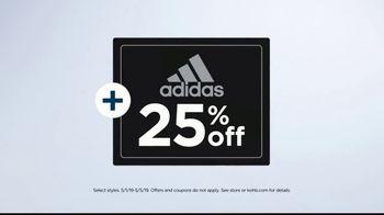 Kohl's TV Spot, 'Savings Add Up: adidas Gear' Song by Rayelle - Thumbnail 8