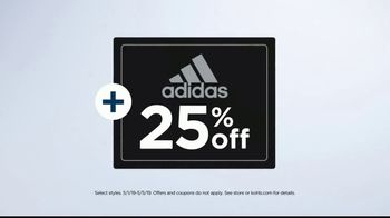 Kohl's TV Spot, 'Savings Add Up: adidas Gear' Song by Rayelle - Thumbnail 9