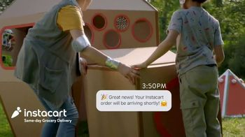 Instacart TV Spot, 'Intergalactic Travel' - Thumbnail 6
