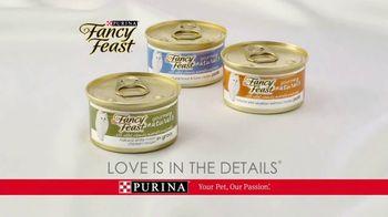 Fancy Feast Gourmet Naturals TV Spot, 'Delightful' - Thumbnail 10
