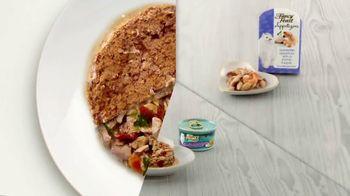 Fancy Feast Gourmet Naturals TV Spot, 'Delightful' - Thumbnail 4