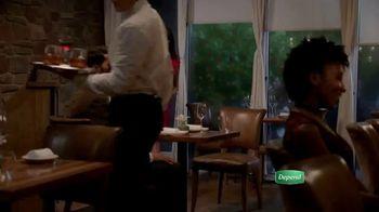 Depend Silhouette Briefs TV Spot, 'Date' - Thumbnail 1