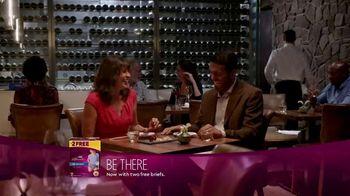 Depend Silhouette Briefs TV Spot, 'Date' - Thumbnail 9